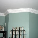 home information-crown molding-home improvement ideas