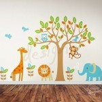 home information-wall decals-home improvement ideas
