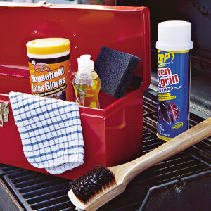 home information-barbecue maintenance-home improvement ideas