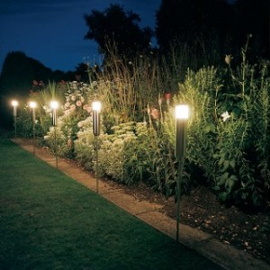 home information-landscape lighting-home improvement ideas