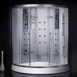 home information-steam shower-home improvement ideas