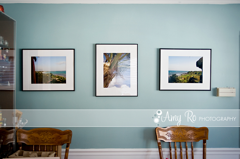 how to arrange photos on a wall home information