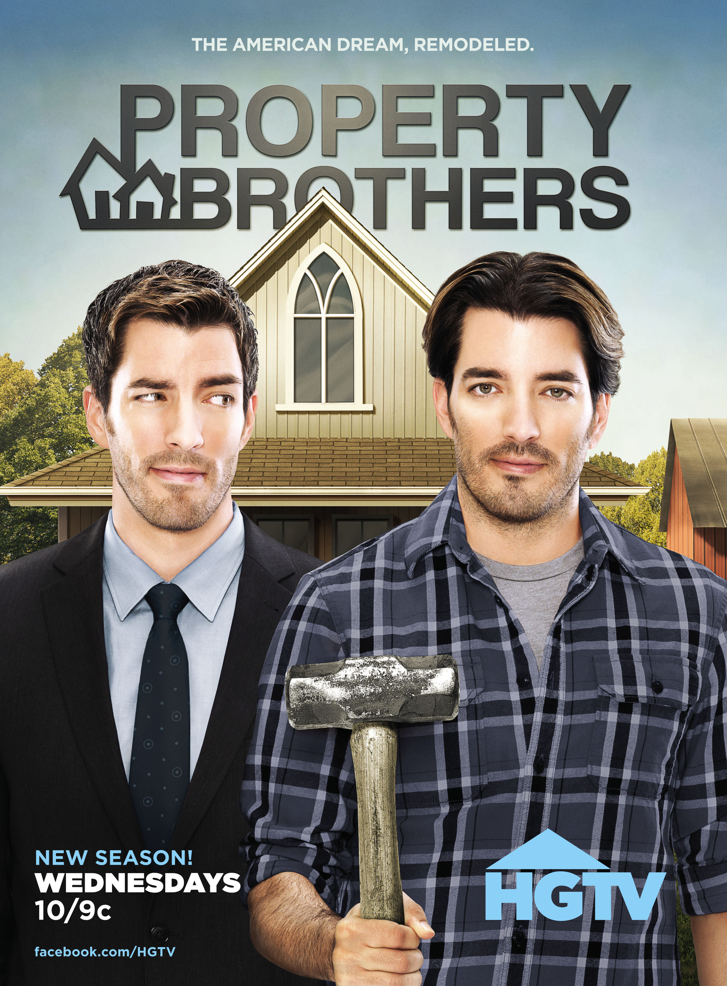 Property Brothers Tv Shows I Like Pinterest: who are the property brothers