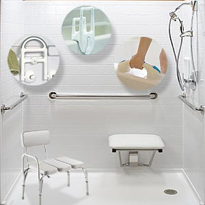Bathroom Safety For Seniors - Home Information Guru.comHome ...