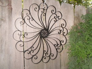 outdoor wrought iron wall art wrought iron wall art. Black Bedroom Furniture Sets. Home Design Ideas