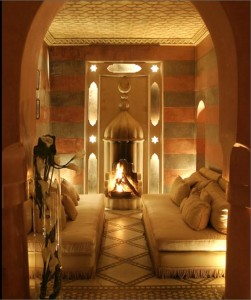 Moroccan Atmosphere Bathroom Moroccan Bathroom Decor Home ~ Home