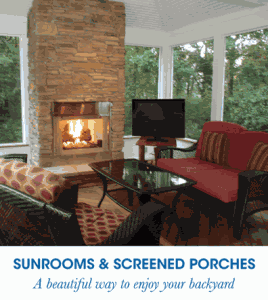 Five Guidelines To Designing A Perfect Porch Or Sunroom