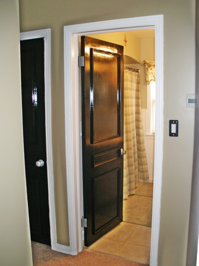 home information-interior door renovation-home improvement ideas