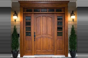 home information-exterior door-home improvement ideas