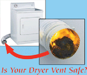 home improvement ideas-dryer vent cleaning