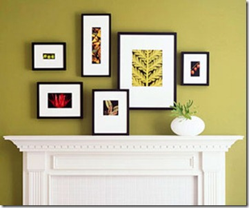 home information-wall art-home improvement ideas