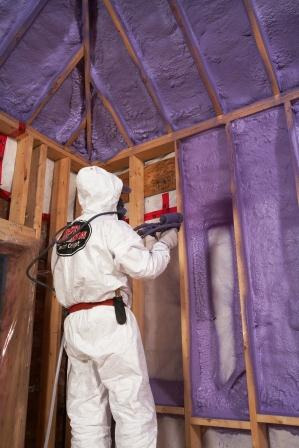 Why mike holmes likes spray foam insulation home information guru home information spray foam insulation home improvement ideas solutioingenieria Image collections