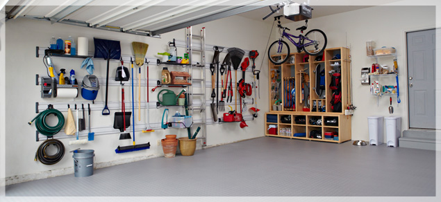 Garage Storage - De-Clutter Your Life! - Home Information Guru.