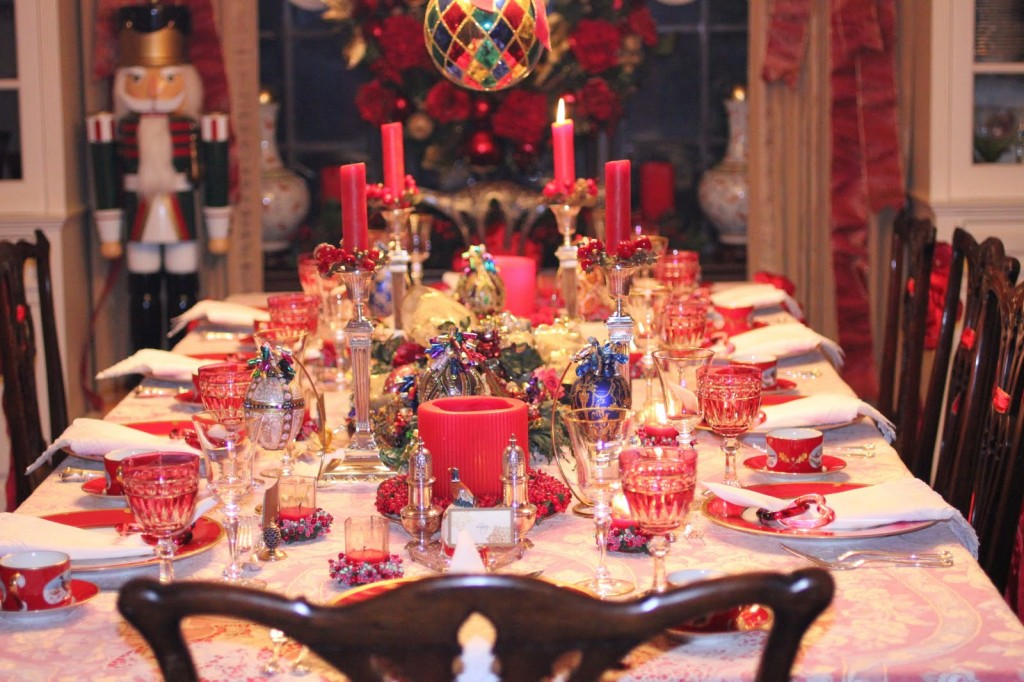 Nice Ideas For A Christmas Party At Home Part - 11: Home Information-christmas-home Improvement Ideas