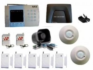 home information-security system-home and garden makeover