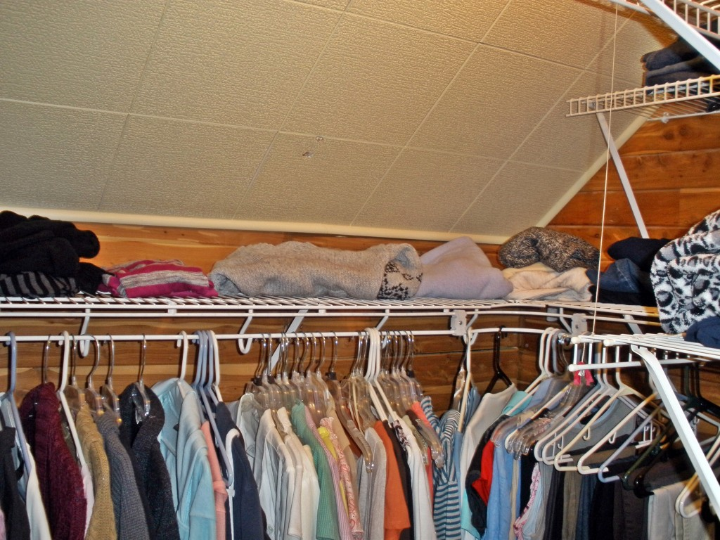 home and garden-closet design
