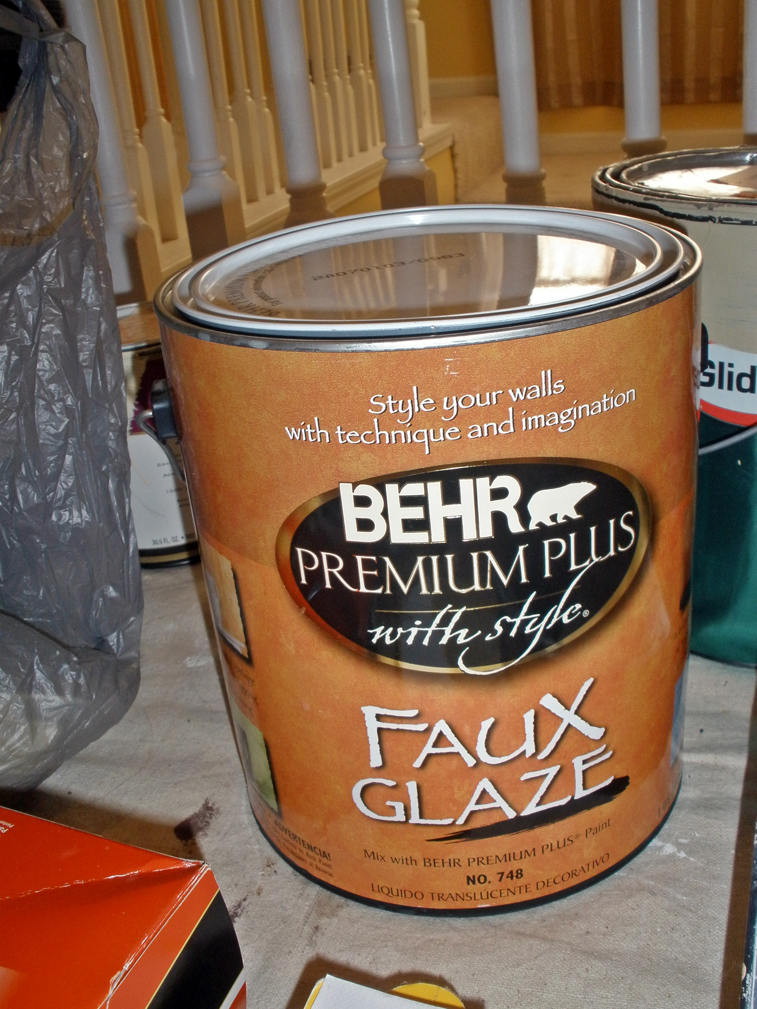 Pictures Of Behr Faux Glaze Architectural Paint