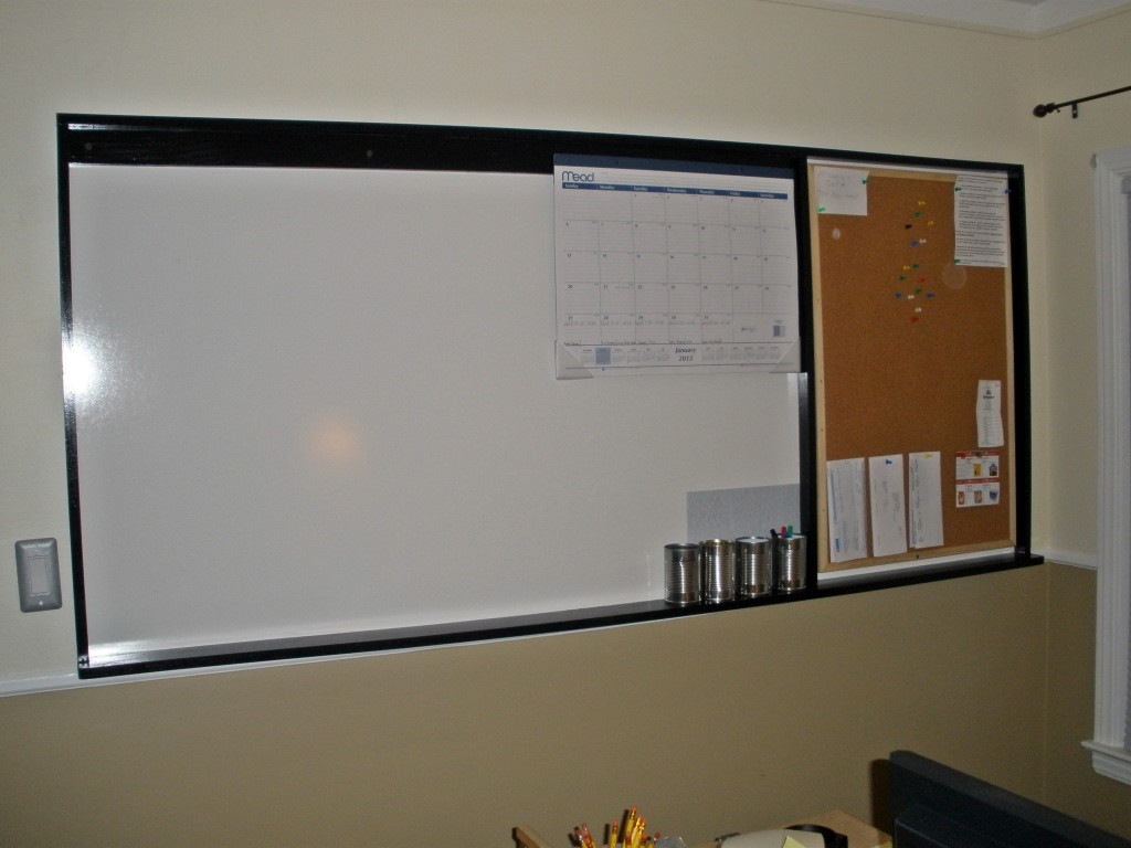 Home Improvement ideas-communication board