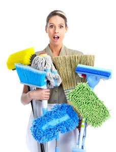 home improvement ideas-house cleaning