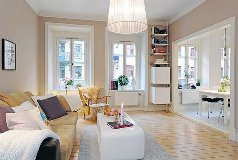 Brilliant Small Apartment Living Room Decorating Ideas 800 x 536 · 136 kB · jpeg