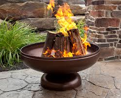 home improvement ideas-firepit