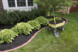 Inexpensive Garden Ideas garden design: garden design with small front yard landscaping