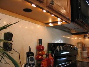 Kitchen Worktop Lighting Wiring