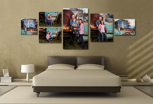 The Best Ways To Use Family Photos To Redecorate Home