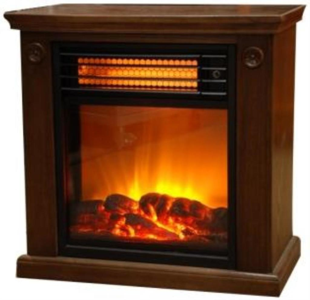 Electric Infrared Heaters-HVAC & Fireplaces-home information