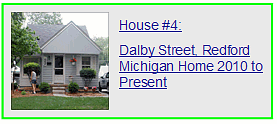 Dalby Street House