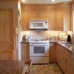 birch kitchen cabinets