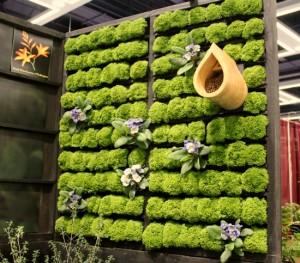 garden pallet decorating