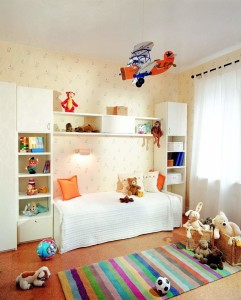 bedroom colour for kids